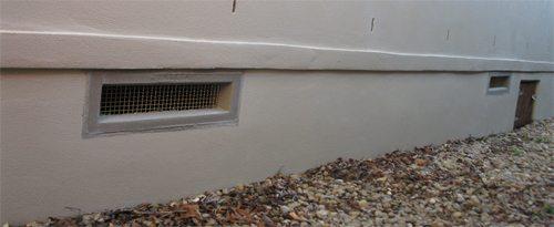 Sub floor ventilation Ballina