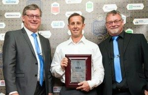 Todd Knaus with Active Pest Management as category sponsors