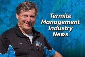 Preconstruction Termite Management Specialist, Tony Dunn