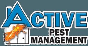 Active Pest Logo Snippet