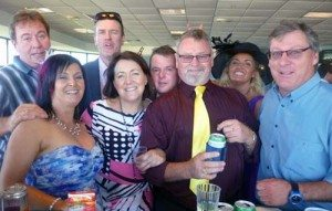 Active Pest Management team & friends at Ballina Cup Race Day, 2014
