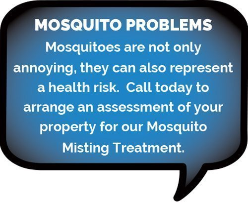 Mosquito Misting Treatment Ballina