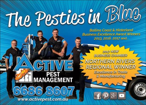 Local business operators dine at the Gala Dinner_Active Pest Management