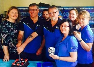Northern-Rivers-NSW-Business-Award bring chocolate cake to celebrate regional win